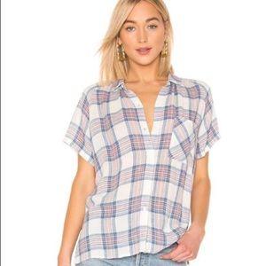 Rails Christine Plaid Shirt -Sz S